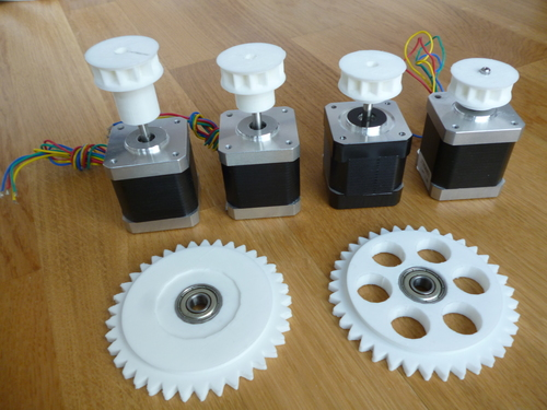 hangprinter parts